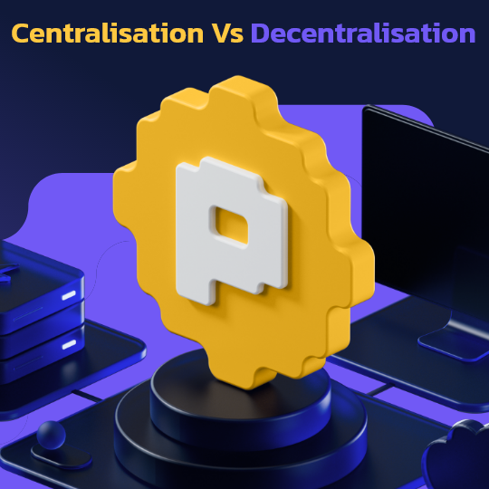 PXLC, decentralisation & centralisation!
